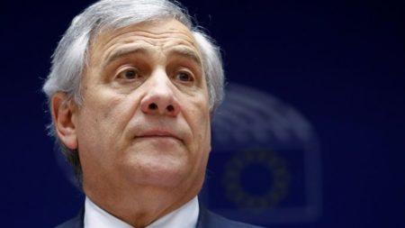 Presidente de Eurocámara pide países UE respondan a expulsión eurodiputados