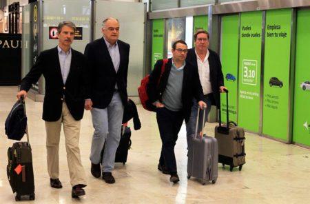Venezuela expulsa a europarlamentarios que iban a visitar el país