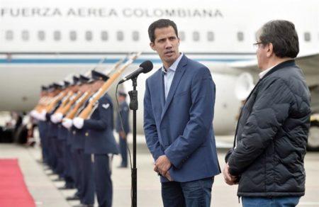 Guaidó: Venezuela es un pueblo que resiste e insiste en búsqueda de libertad