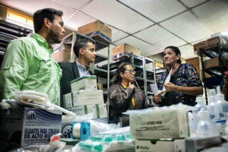 Donación de medicinas e insumos a red de salud beneficiará a mil sanantoñeros