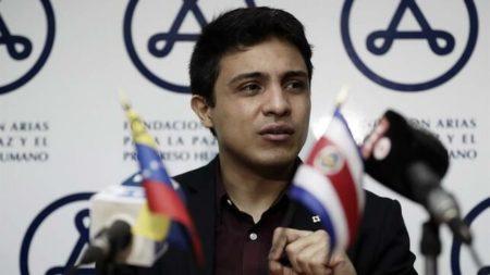 Lorent Saleh denuncia que fue detenido y golpeado por la Policía de Colombia