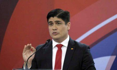 Costa Rica da plazo a personal nombrado por Maduro para salir del país