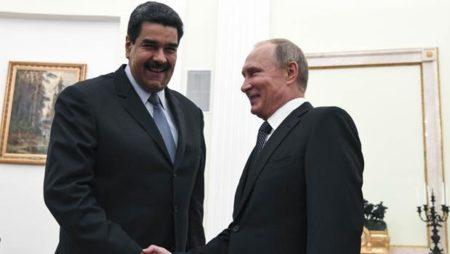 """EE.UU. sanciona a banco ruso por ayudar a Venezuela a """"sortear"""" sanciones"""