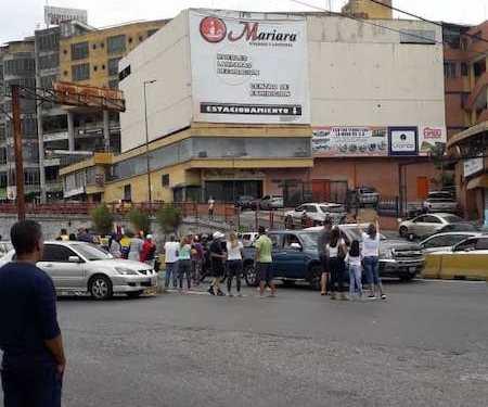 Apagón de 5 horas detonó 3 protestas en Altos Mirandinos