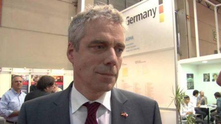 Gobierno de Venezuela da 48 horas a embajador de Alemania para salir del país