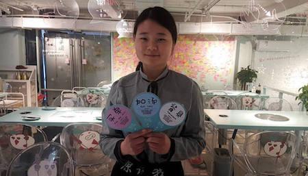 """Un restaurante """"silencioso"""" para integrar a las personas sordas en China"""
