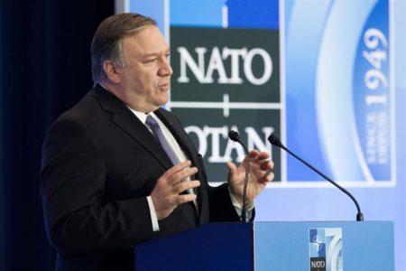 La OTAN evaluó en su reunión la presencia de militares rusos en Venezuela