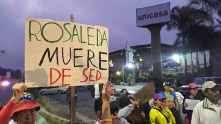 Hidrocapital corta agua a Los Teques y Carrizal para poder surtir tanque de La Rosaleda