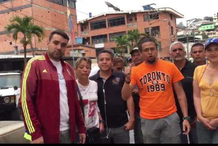 """Denuncian detención """"arbitraria"""" de chófer de cisterna por tocar corneta en apoyo a manifestantes en Carrizal"""