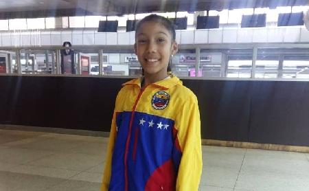 Venezuela en Suramericano Infantil