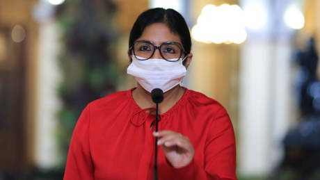 Delcy Rodríguez anuncia 37 casos más de coronavirus para llegar a 541   La  Region