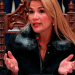 """La presidenta Jeanine Áñez solicitó que se pueda """"montar un nuevo hospital de emergencia con 150 camas"""" para hacer frente al virus""""."""