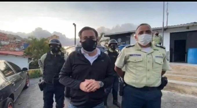 El alcalde Darwin González visitó varias comunidades