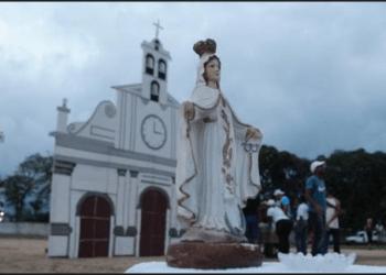 El pasado 15 de septiembre y hasta el martes 22 se comenzó a ofrecer unanovena a Nuestra Señora de Las Mercedes CORTESIA / PRENSA GOBERNACION