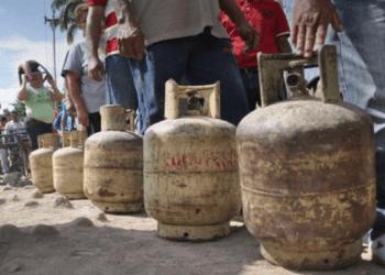 Hasta dos meses tardan en despachar gas a las comunidades de la capital mirandina FOTO REFERENCIAL