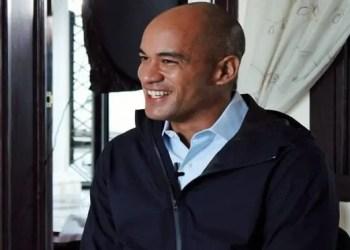 El gobernador del estado Miranda fue entrevistado por el periodista Ernesto Villegas