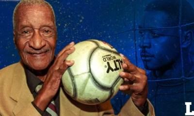 Goleiro Barbosa é homenageado no seu centenário