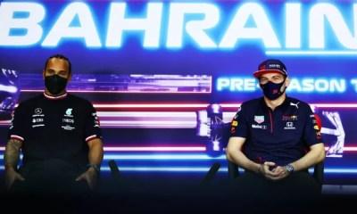 """Verstappen não se vê favorito na F1 em 2021 e cita """"truque"""" da Mercedes"""