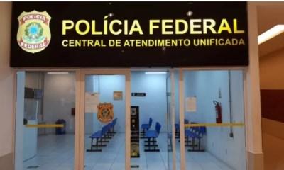 Polícia Federal suspende os atendimentos no Shopping Rio Poty