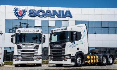 Scania também paralisa produção por falta de peças