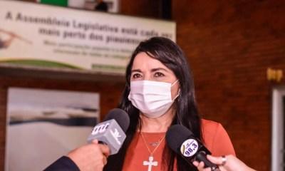 Teresa Britto vai destinar emendas para compra de vacinas contra a Covid-19
