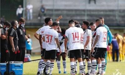 Vasco e Madureira ficam no empate pelo Carioca