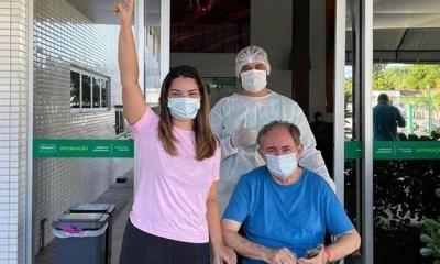 Secretário João Henrique recebe alta médica após contrair Covid-19