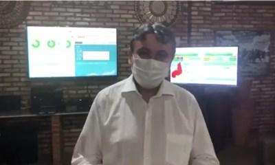 Governador anuncia medidas restritivas e confirma feriado sexta-feira