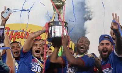 Fortaleza empata com Ceará e é campeão