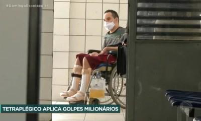Tetraplégico é preso em Teresina acusado de aplicar golpes milionários