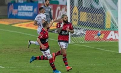 Flamengo vence o Fluminense e é tricampeão carioca