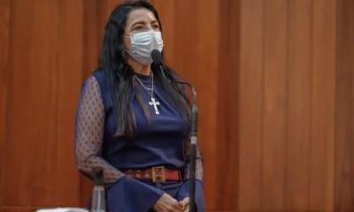 Deputada Teresa Britto denuncia abandono de hospitais do interior