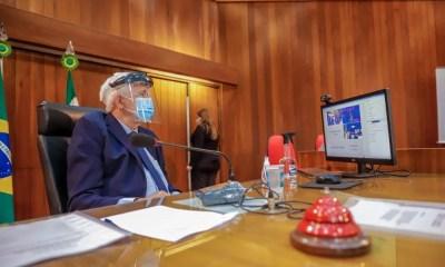 Proposta da LDO 2022 é lida no plenário da Alepi