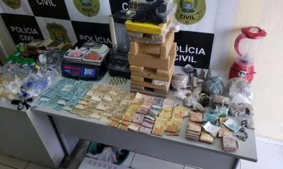 DEPRE apreende cocaína avaliada em R$ 500 mil em Teresina