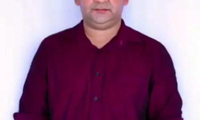 Vereador Eudes Alves morre de complicações de Covid-19