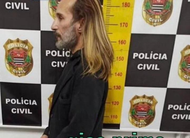 Foragido da Justiça, ex-prefeito Felipe Santolia é preso em São Paulo