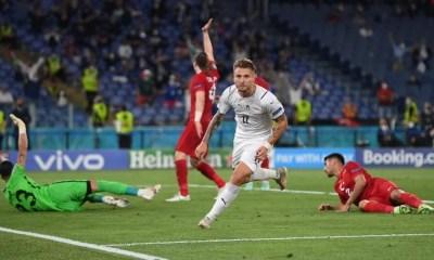 Itália estreia com vitória na Europa