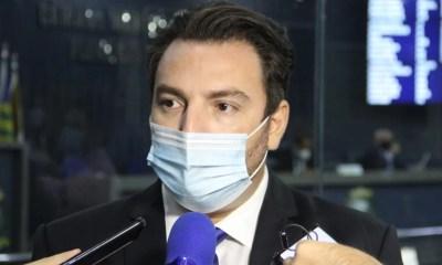 Vereador Markim Costa é expulso do DEM