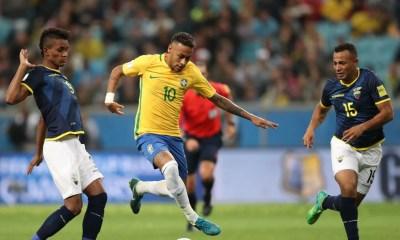 Brasil encara Equador em Porto Alegre pelas Eliminatórias