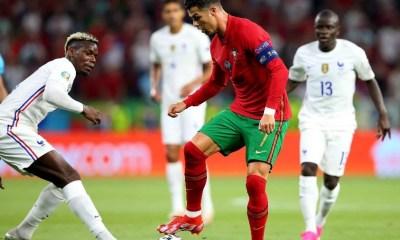 Portugal e França empatam na Eurocopa