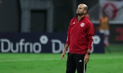 Inter oficializa demissão do técnico Miguel Ángel Ramírez