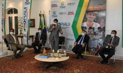 Governo lança PRO Piauí Municípios e anuncia investimento de R$ 500 milhões