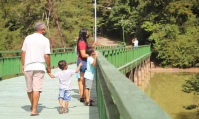 Parque Zoobotânico é reaberto nesta sexta-feira