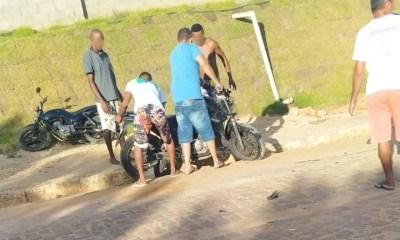 Colisão entre motocicletas deixa jovem morto em Teresina