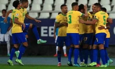 Copa América: Brasil elimina Chile e vai à semi