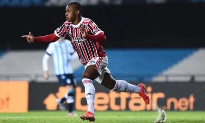 São Paulo elimina o Racing da Libertadores
