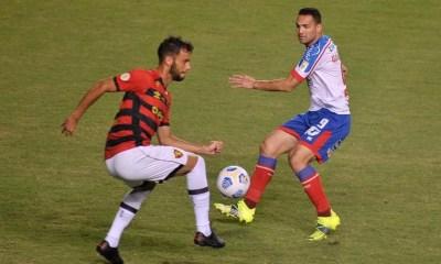 Sport vence Bahia e se afasta da zona do rebaixamento