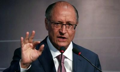 Alckmin admite sair do PSDB por candidatura ao governo do Estado