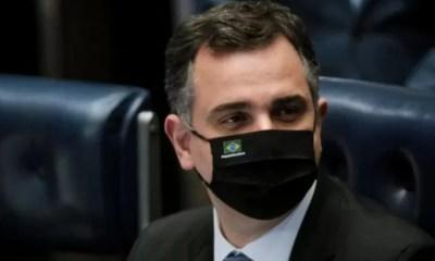 Pacheco decide rejeitar pedido de Bolsonaro por impeachment de Moraes