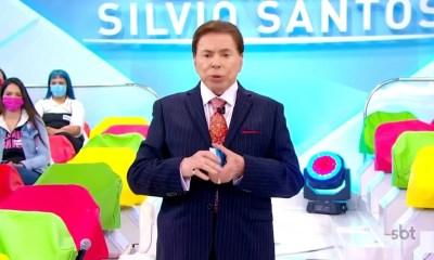 Silvio Santos é internado em SP após diagnóstico de covid-19